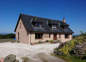 Thumbnail 5 bed detached house for sale in Wester Brightmony, Lethen Road, Auldearn