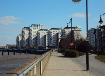 Thumbnail 2 bed flat to rent in Erebus Drive, Royal Artillery Quays, Thamesmead