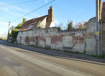 Thumbnail 3 bed property for sale in Dovecote Road, Upwell, Wisbech