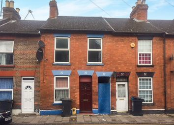 Thumbnail 3 bedroom terraced house to rent in Russell Street, Luton
