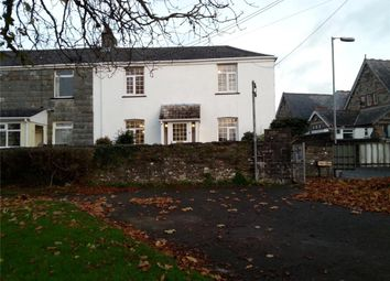 Thumbnail 3 bed end terrace house to rent in Thorn Terrace, Liskeard, Cornwall