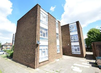 Thumbnail 1 bed flat to rent in Churchill Place, Harrow, Middlesex