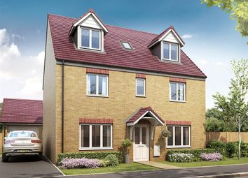 "Thumbnail 5 bed detached house for sale in ""The Newton"" at Yeovil Road, Sherborne"