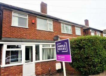 Thumbnail 3 bed semi-detached house for sale in Leacroft Grove, West Bromwich