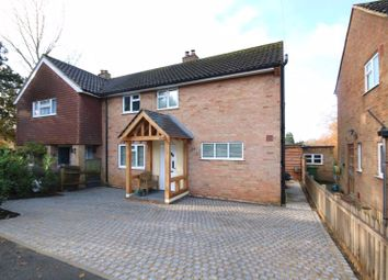 3 bed semi-detached house for sale in Broome Close, Headley, Epsom KT18