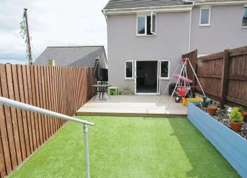 Thumbnail 2 bed end terrace house for sale in Bridge View, Plymouth