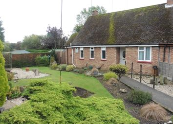 Thumbnail 2 bed semi-detached bungalow for sale in Groveside, East Rudham