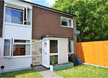 Thumbnail 3 bed end terrace house for sale in Leaside Way, Bassett, Southampton