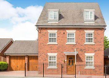 Thumbnail 5 bed detached house for sale in St. Augustine's Drive, Weston, Crewe