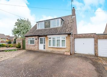Thumbnail 4 bed bungalow for sale in Ullswater Avenue, Gunthorpe, Peterborough, Cambridgeshire