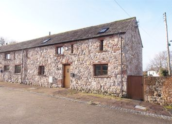 Thumbnail 3 bed detached house for sale in Fellside Court, Torpenhow, Wigton, Cumbria
