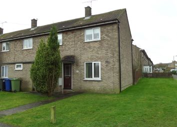 Thumbnail 2 bed end terrace house for sale in Capper Avenue, Hemswell Cliff, Gainsborough