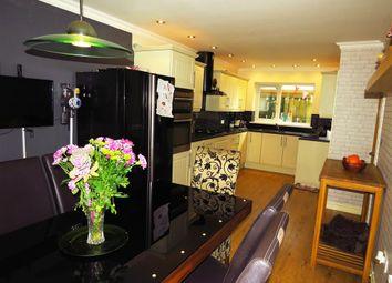 Thumbnail 4 bed semi-detached house for sale in Cedar Grove, Fairwater, Cardiff