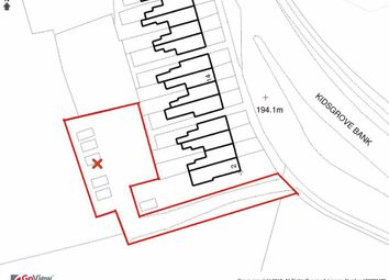 Thumbnail Land for sale in Kidsgrove Bank, Kidsgrove, Stoke-On-Trent