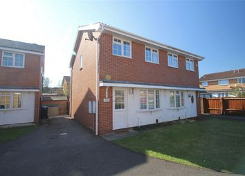 Thumbnail 2 bed semi-detached house to rent in Longs Drive, Yate, South Gloucestershire