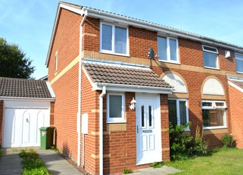 Thumbnail 3 bed semi-detached house to rent in Helmsley Drive, Coundon, Bishop Auckland