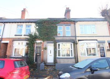 3 bed terraced house for sale in Highfields Road, Hinckley LE10