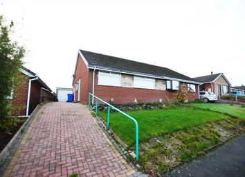 Thumbnail 2 bedroom semi-detached bungalow for sale in Turnberry Drive, Trentham, Stoke-On-Trent