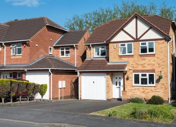 Thumbnail 4 bed detached house for sale in Ulleswater Crescent, Ashby-De-La-Zouch