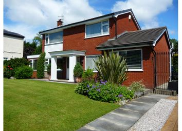 Thumbnail 3 bed detached house for sale in Newbrook Road, Manchester