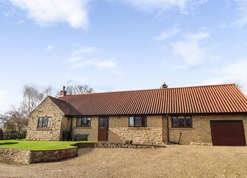 Thumbnail 3 bed detached bungalow for sale in Wrelton, Pickering