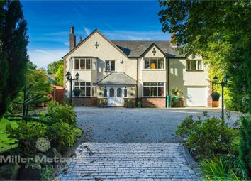 Thumbnail 5 bed detached house for sale in Preston Road, Whittle-Le-Woods, Chorley