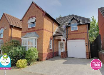 Thumbnail 3 bed detached house for sale in Bryony Way, Mansfield Woodhouse, Mansfield