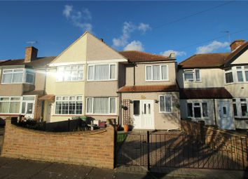 Thumbnail 4 bed end terrace house for sale in Sherwood Park Avenue, Sidcup, Kent