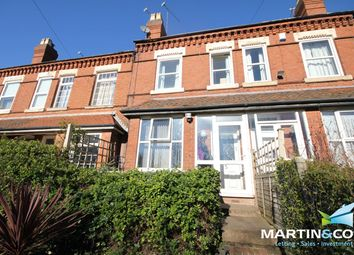 Thumbnail 2 bed terraced house to rent in Woodleigh Avenue, Harborne