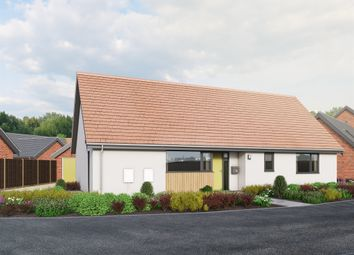 Thumbnail 3 bedroom detached bungalow for sale in Swans Nest, Brandon Road, Swaffham