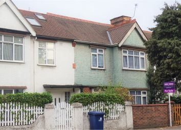 Thumbnail 3 bed terraced house for sale in Northfield Avenue, London