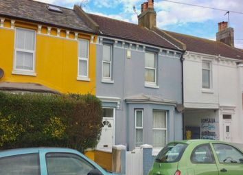 Thumbnail 3 bed terraced house for sale in Tideswell Road, Eastbourne