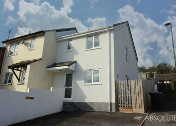 Thumbnail 3 bedroom end terrace house to rent in Glebeland Way, Torquay