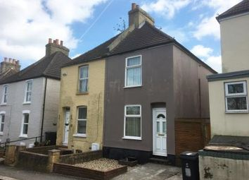 Thumbnail 2 bedroom semi-detached house for sale in 16 Prospect Place, Dover, Kent