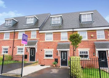 Thumbnail 3 bed town house for sale in Horse Chestnut Drive, Manchester