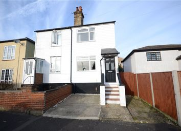 Thumbnail 3 bed semi-detached house for sale in Queens Road, Farnborough, Hampshire
