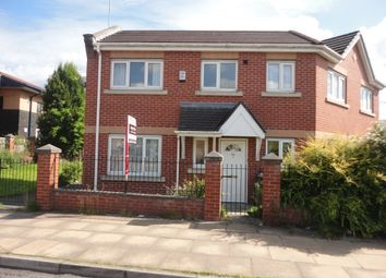 Thumbnail 3 bedroom terraced house for sale in Royce Road, Hulme