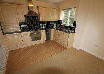Thumbnail 2 bed flat to rent in Hartington Way, Oakfield Lodge, Darlington