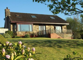 Thumbnail 4 bed property for sale in Strathpeffer