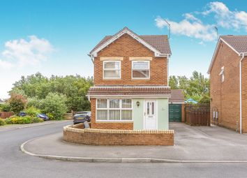 Thumbnail 3 bed detached house for sale in Westerton Drive, Bramley, Rotherham
