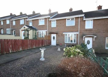 Thumbnail 3 bed terraced house for sale in Edphil Court, Ballynahinch, Down