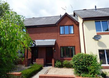 Thumbnail 3 bed terraced house for sale in River View, Chepstow