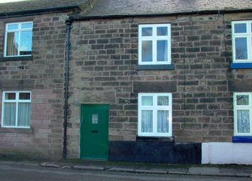 Thumbnail 1 bed cottage to rent in Surgery Lane, Crich, Matlock