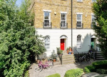 Thumbnail 4 bed end terrace house to rent in The Crescent, Oxford Waterside