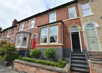 Thumbnail 4 bed terraced house for sale in Arthur Street, Strutts Park, Derby