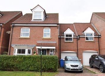 Thumbnail 4 bed link-detached house for sale in Willowdale Close, Bridlington