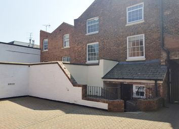 Thumbnail 1 bed town house for sale in Castle Street, Chester