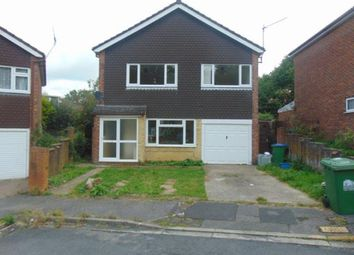 Thumbnail 4 bed detached house to rent in Redhill Crescent, Southampton