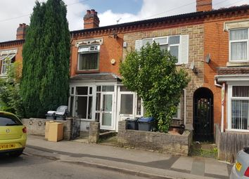 3 bed terraced house for sale in Knowle Road, Sparkhill, Birmingham B11