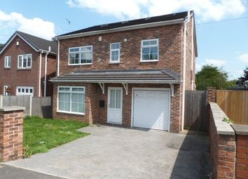 Thumbnail 4 bed detached house for sale in Lingwell Gate Lane, Outwood, Wakefield, West Yorkshire